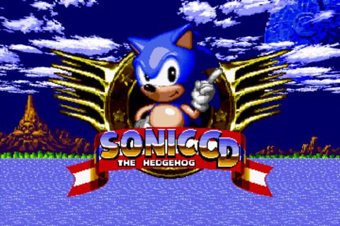 Sonic CD iPhone