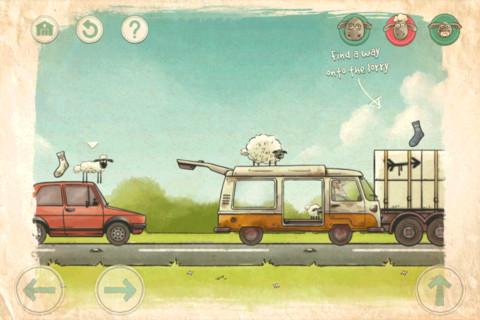 GU WO Home Sheep Home 2 screenshot