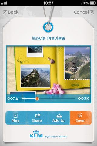 KLM Passport preview van video