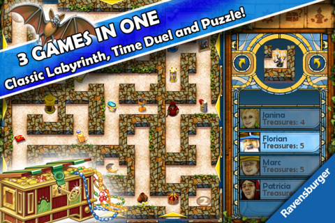GU DI The Amazing Labyrinth iPhone iPod touch