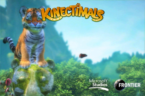 Kinectimals iphone