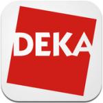 DekaMarkt iPhone iPod touch boodschappenlijst recepten