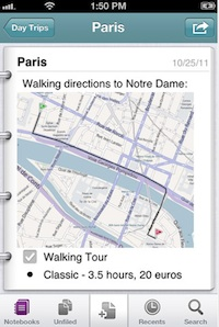 onenote iphone