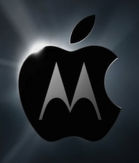 motorola apple logo