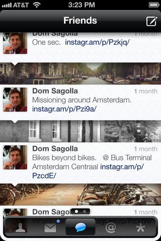 Twitter-alternatieven voor de iPhone Twittelator Neue