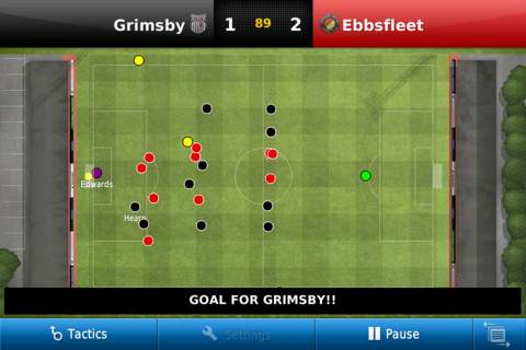 GU DO Football Manager 2012 iPhone iPod touch