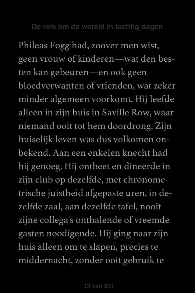 iBooks nachtmodus