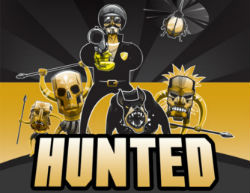 Hunted iPhone header