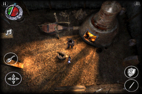 GU DO The Bard's Tale iPhone iPod touch