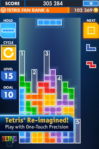 GU DO Tetris iPhone iPod touch
