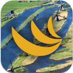 De Bovenkant van Nederland HD iPad