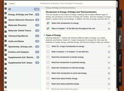 iTunes U iPad 2