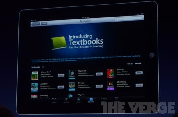 Introducing Textbooks