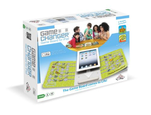GameChanger bordspel voor iPad
