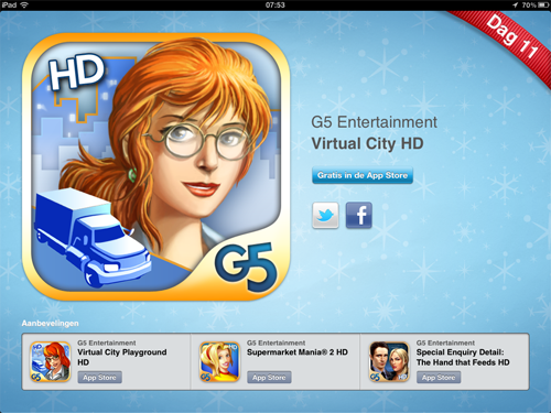 Virtual City HD