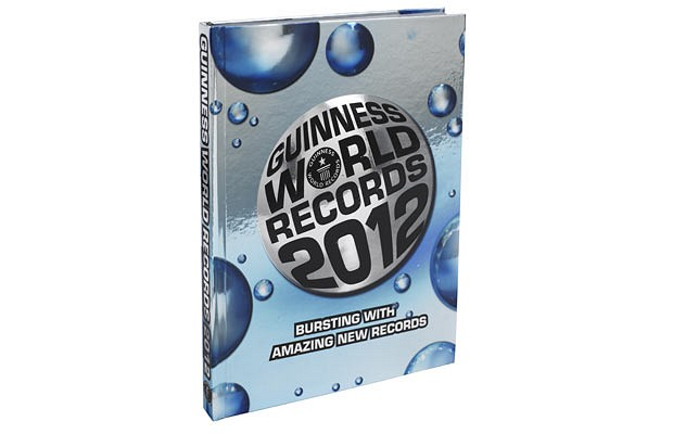Guiness Book of World Records 2012