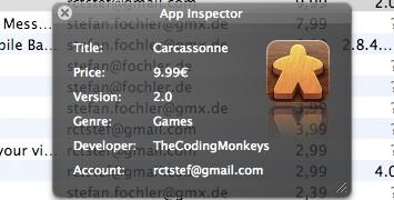 appdump carcassonne