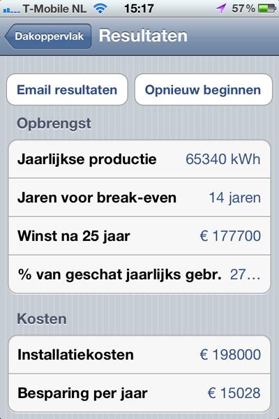 Sola iPhone