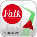 Falk Navigator Plus Europe iPhone navigatie