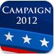 Campaign 2012 iPhone iPod touch verkiezingen