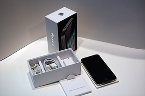 iphone 4 verpakking