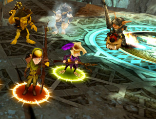 GU VR Kids vs Goblins screenshot