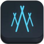 Tribe iPhone iPod touch Facebook met Google Plus kringen