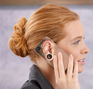 All Ear iPhone-case
