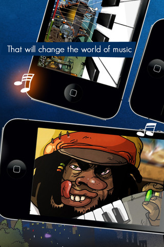 GU WO Frederic The Resurrection of Music iPhone iPod touch