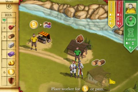 GU WO Caylus iPhone iPod touch iPad