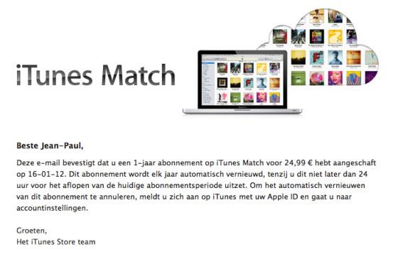 itunes-match-aanschaf