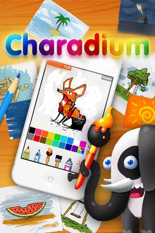 GU MA Charadium II iPhone iPod touch