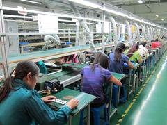 foxconn fabriek china