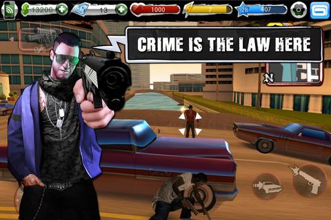 GU DO Urban Crime iPhone iPod touch