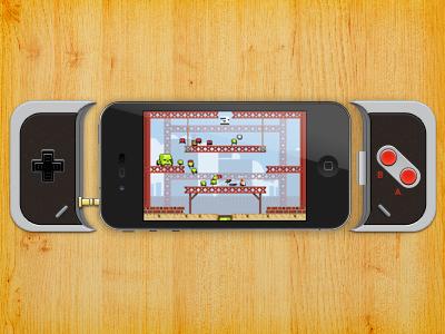 Nintendo iPhone controller