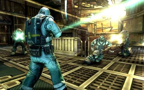 GU WO Shadowgun Deadzone screenshot