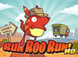 GU DI Run Roo Run iPhone iPod touch header