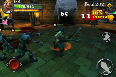 GU MA Blade of Darkness screenshot