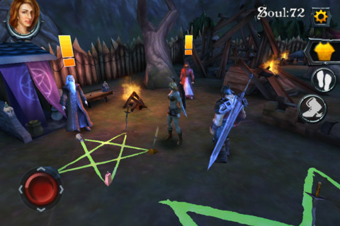 GU MA Blade of Darkness iPhone header