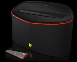 logic3-ferrari-speaker-dock