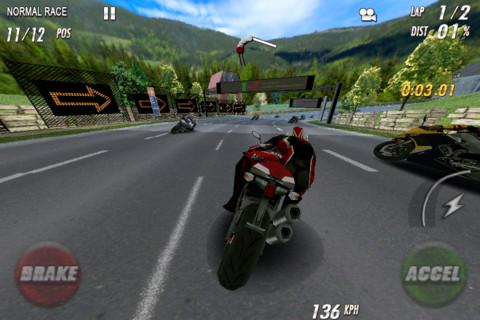 GU DO Streetbike Full Blast