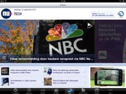NU iPad