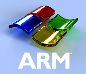 windows 8 arm