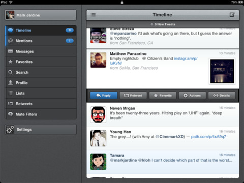 AW HEADER Tweetbot iPad timeline
