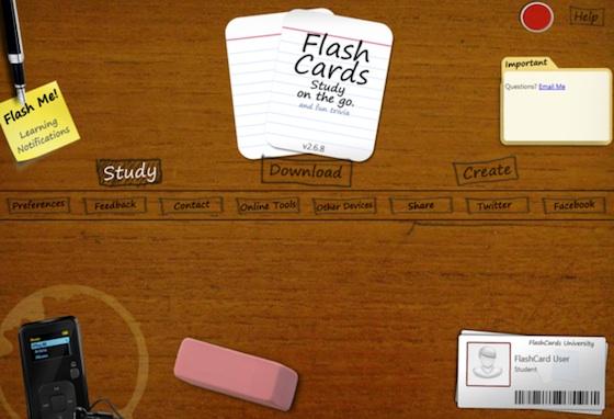 flashcards to go ipad