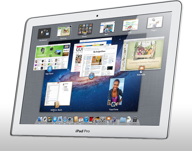 iPad Mac OS