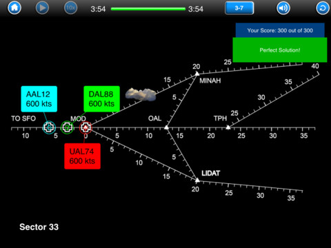 sector 33 ipad game