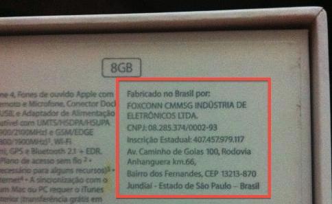 Apple begonnen met verkoop Braziliaanse iPhones