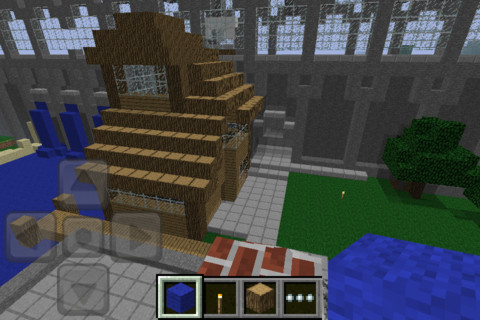Minecraft Pocket Edition screenshot