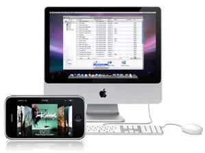 iPhone Mac